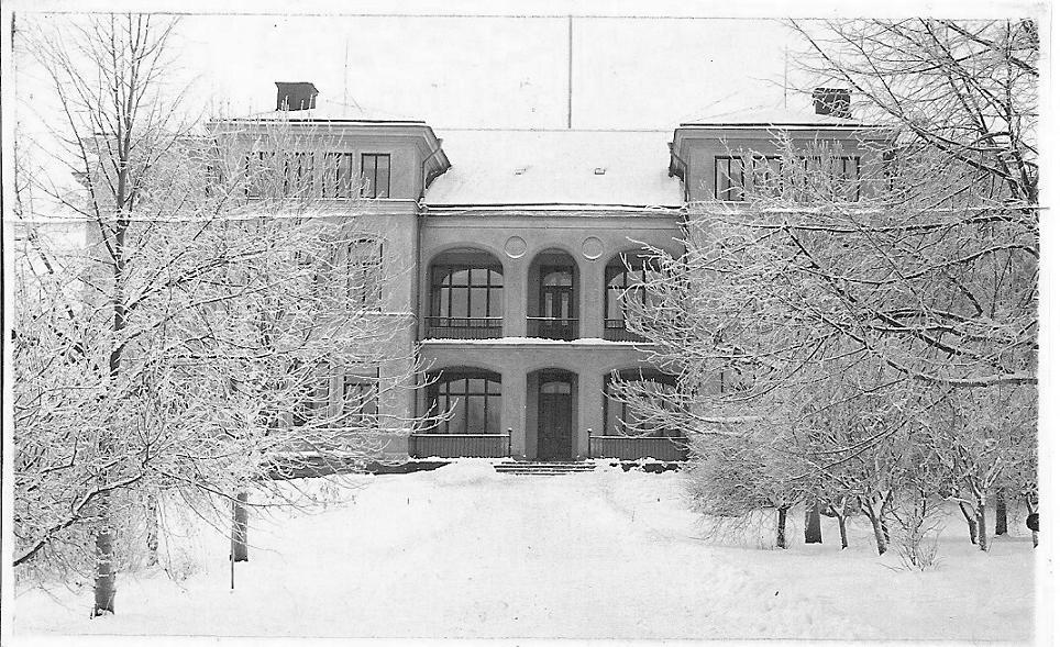 Grattiskort framsidan 1918.