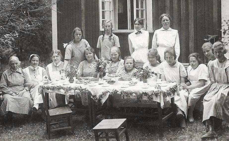 Margaretadagen 20 juli 1928.