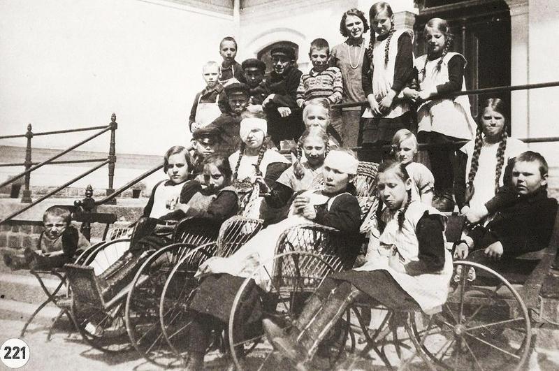 Gruppfoto 1929.