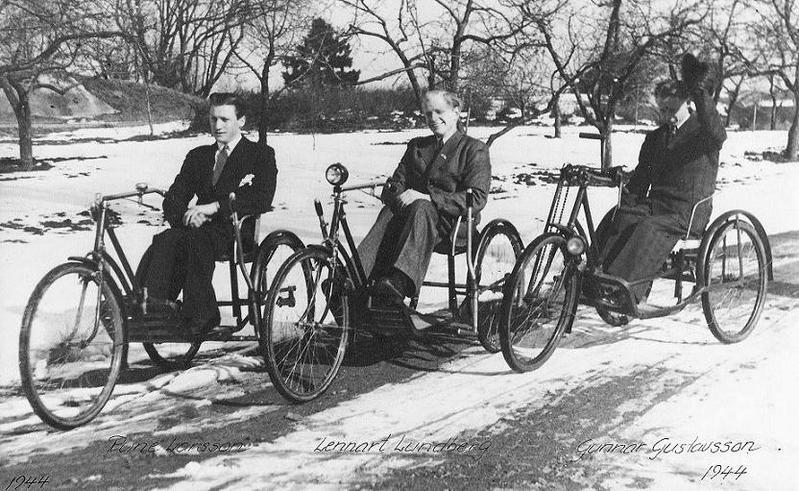Cyklister 1944.