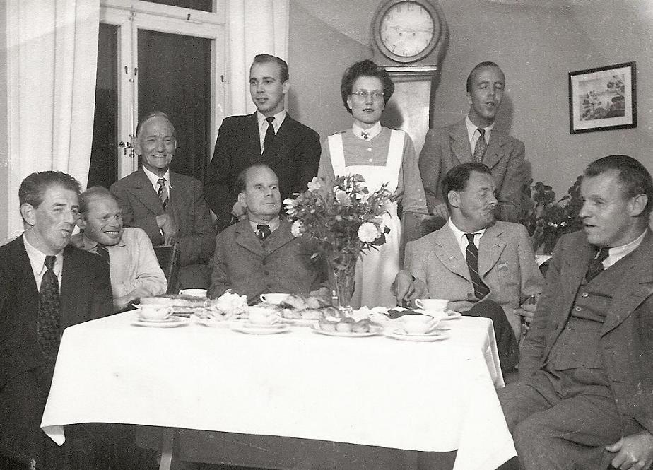Manliga avdelningen, Nya Hemmet 1950-tal.