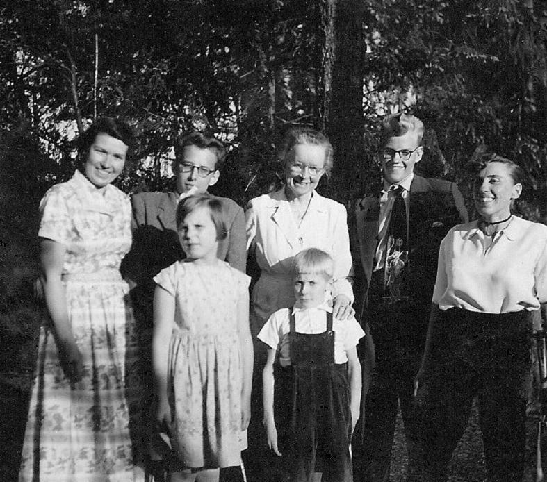 Föredettingträff 1952.