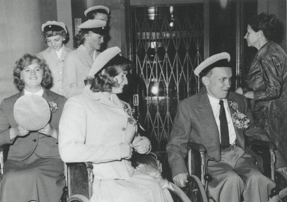 Nyexaminerade år 1957.