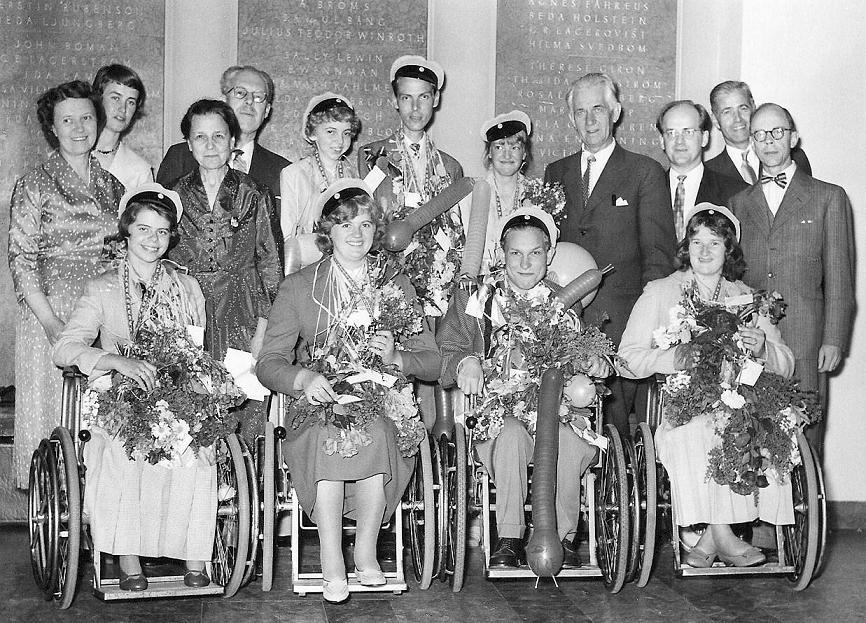 Realexamen 1957.