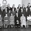 Avslutning yrkesskolan 1960.