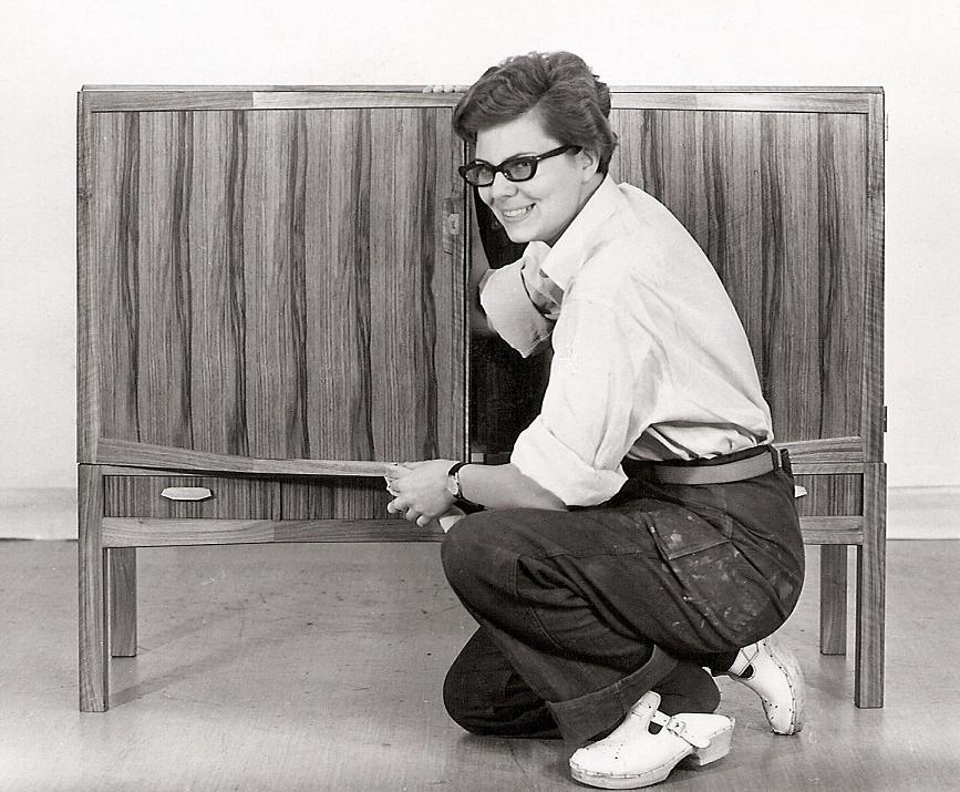 Lena Thune, Snickeriet 1967.