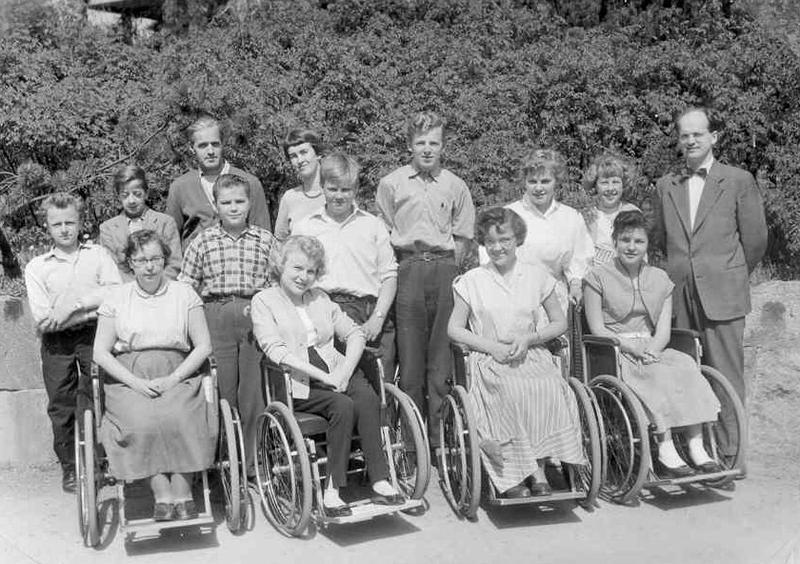 Klass 2:4 läsåret 1956-57.