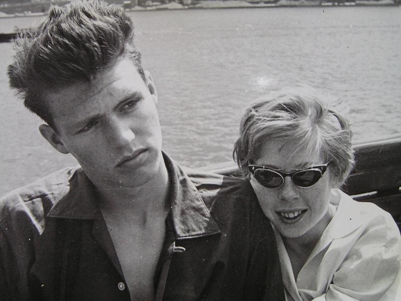 """Mats Andersson och Birgitta """"Biz"""" Blomkvist."""
