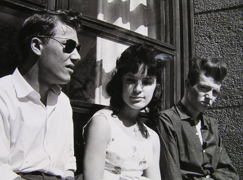 Bobby, Solveig och Mats.