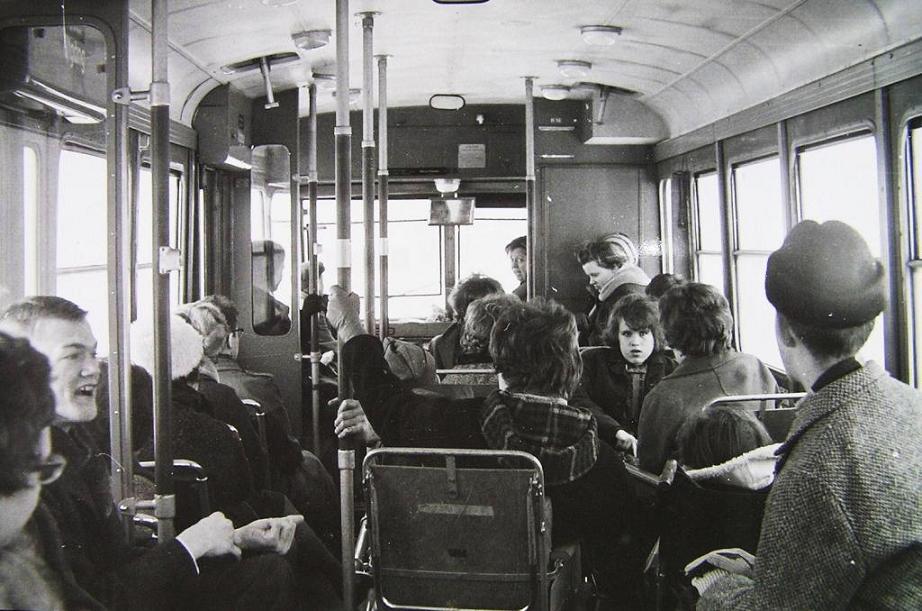 Bussutflykt.
