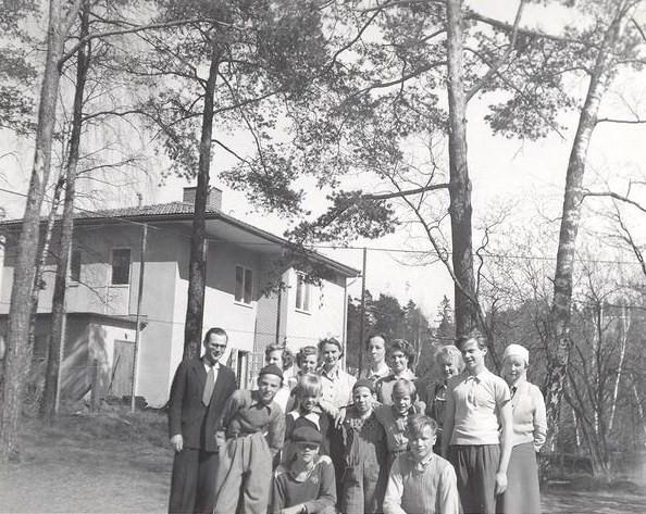 Fotbollslagen 1952.