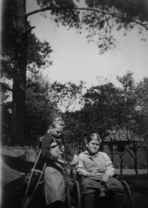 Gunnar Jonasson och Gustav Landgren