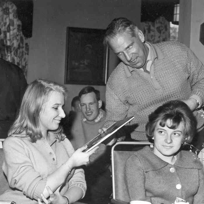Barbro, Bengt och Birgitta.