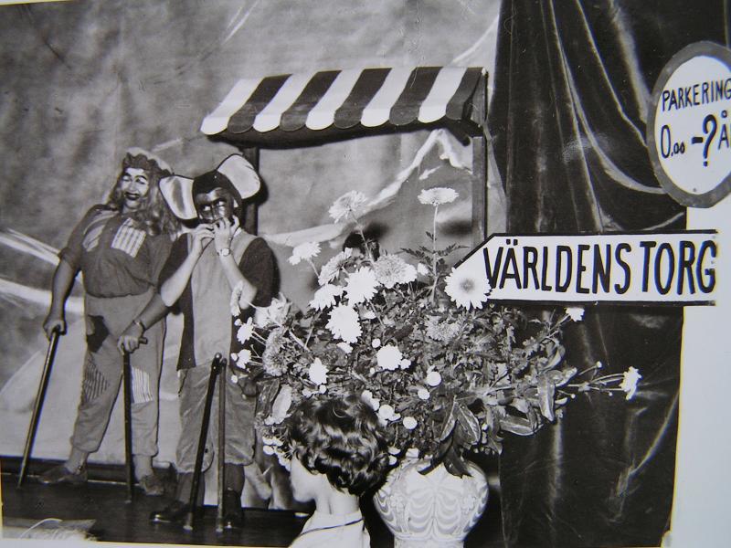 Höstfesten 1959.