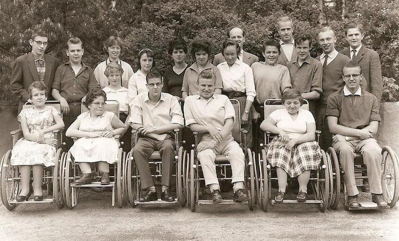 Klass 1:4 läsåret 1958-59.