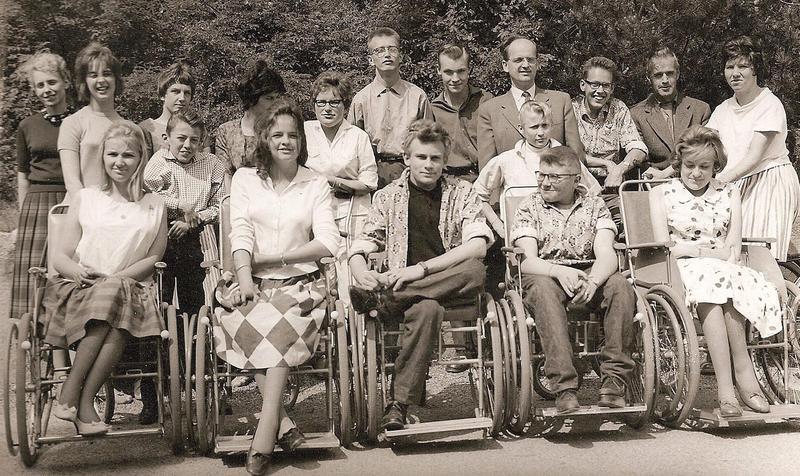 Klass 2:4 läsåret 1960-61.