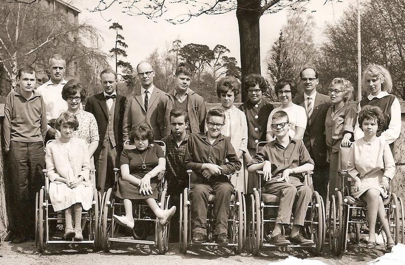 Klass 4:4 läsåret 1963-1964.