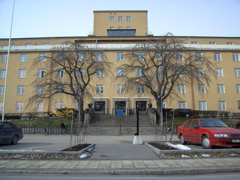 Norrbacka mars 2008.