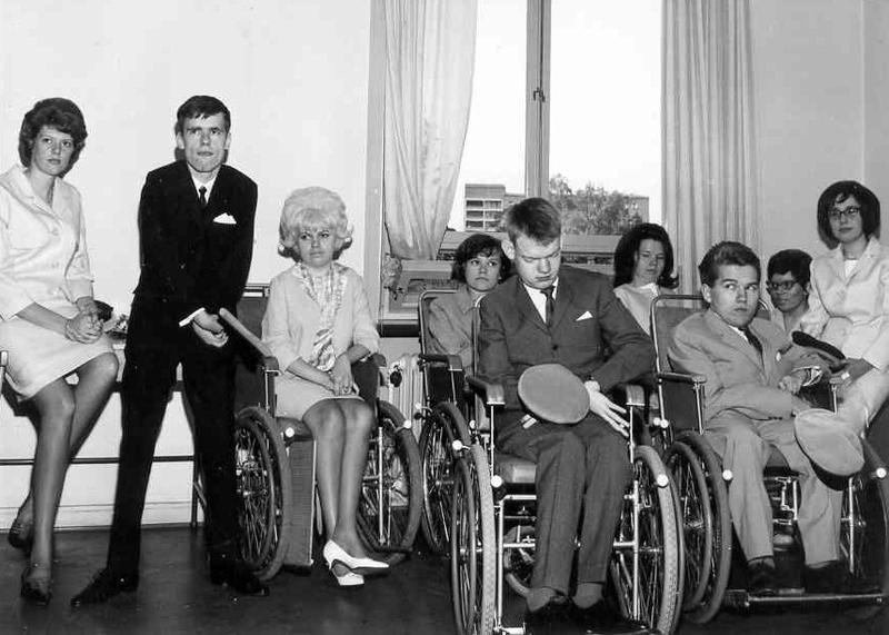 Den sista realskoleklassen 1964.