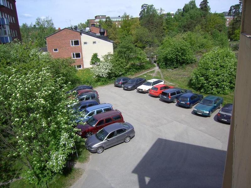 Här låg Rönnebo.