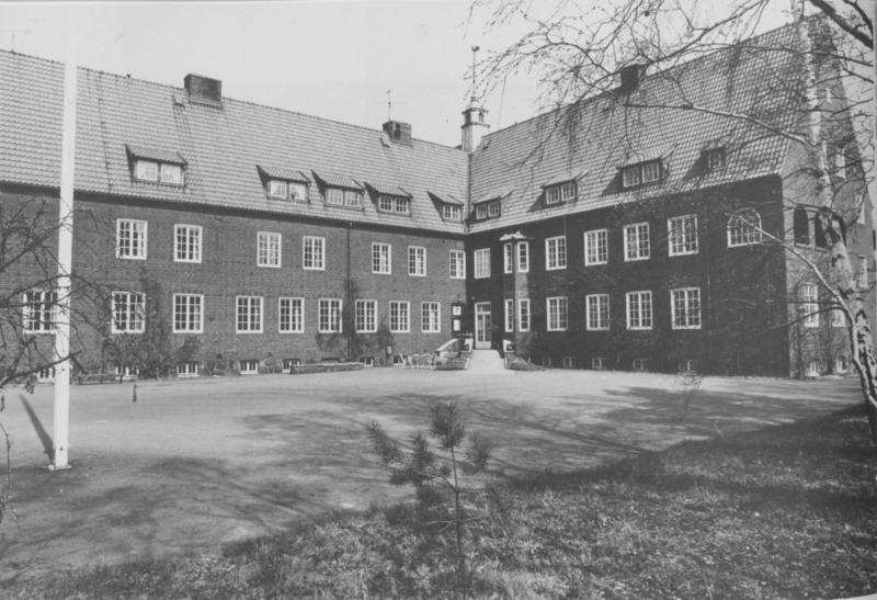 Skolhemmet i Helsingborg på 1970-talet