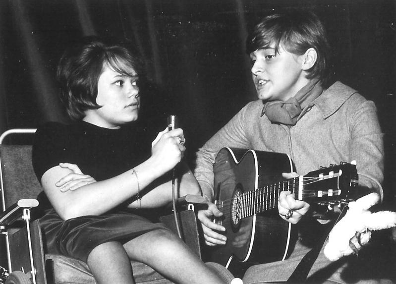 Lisbeth Holm och Maud Bergman.