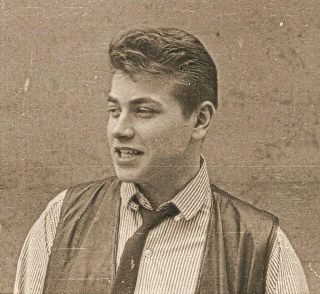 Tord Andersson, finmek 1963-65.