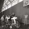 Basketträning 1958.