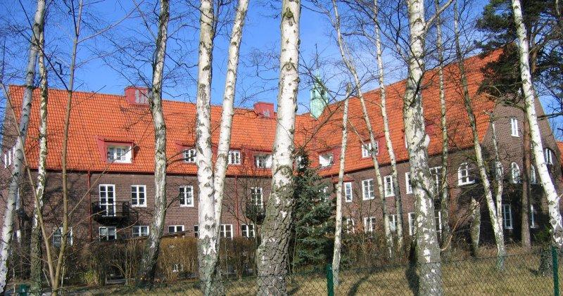 Brf Grynet från Vegeholmsgatan 2011