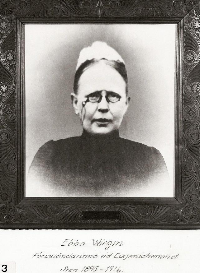 Ebba Wirgin.