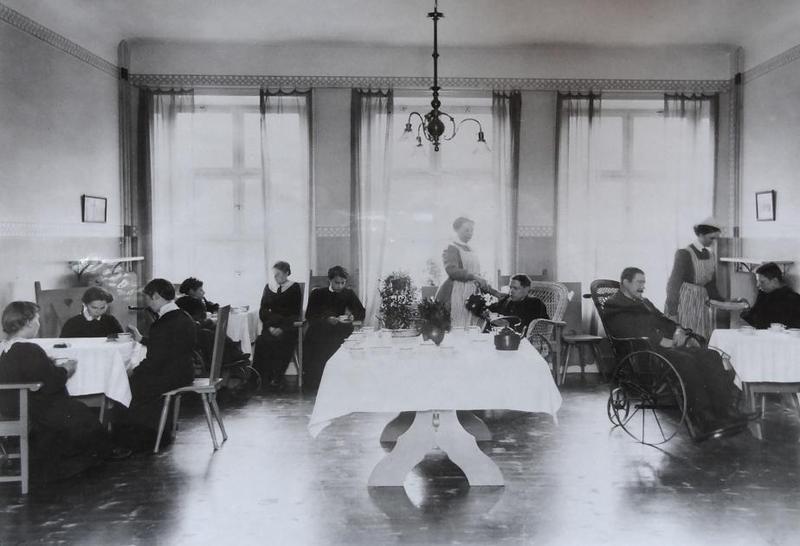Dagrummet på Nya Hemmet (Maria Ekmans Minne).
