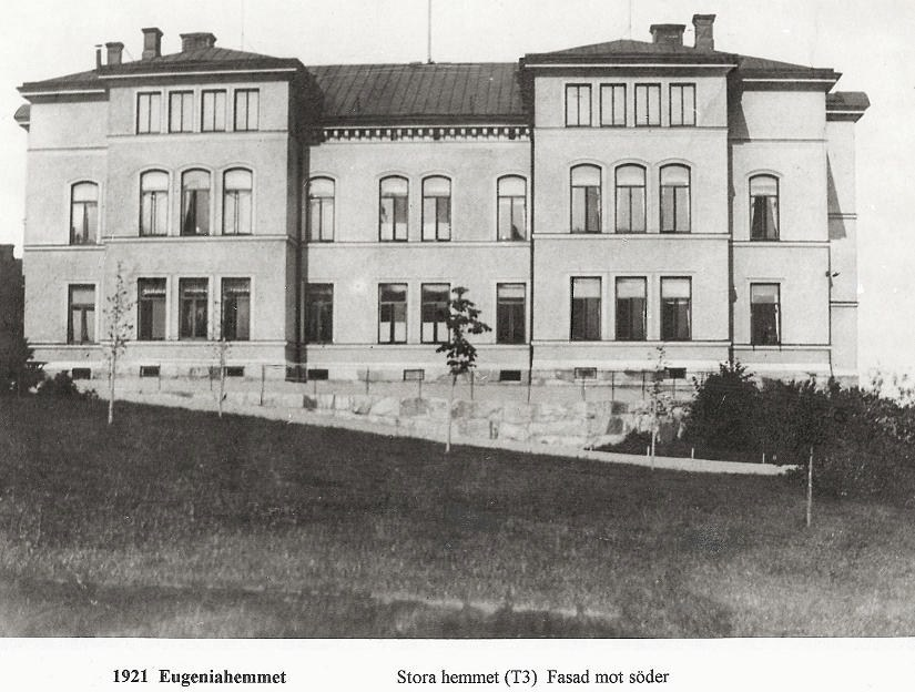Stora Hemmet 1921.