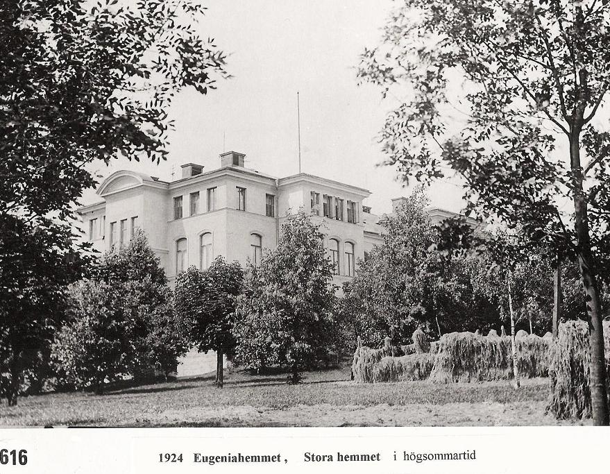 Stora Hemmet 1924.