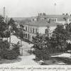 Utsikt från Nya Hemmet 1915.