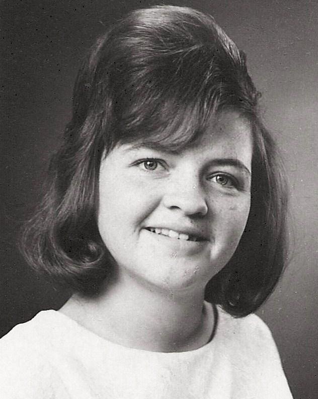 Eva Jakobsson examen 1963.