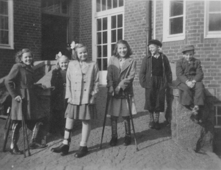 Femte klass år 1947