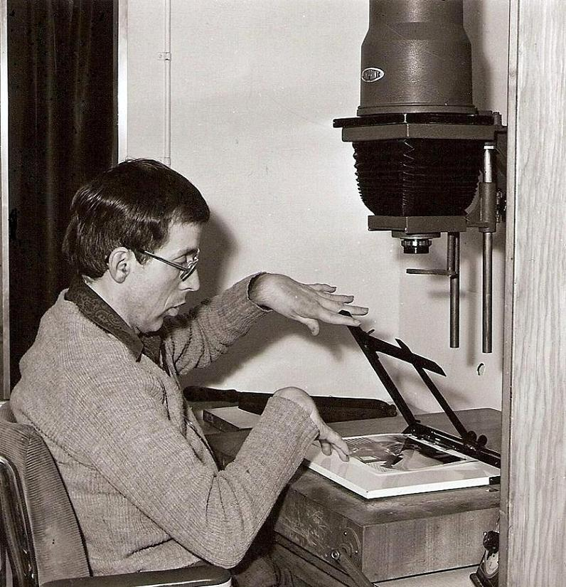 Fotoskolan 1967, kopiering.