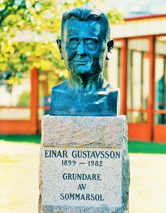 Grundaren av Sommarsol.