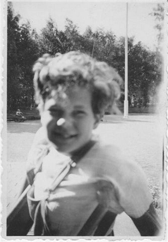 Gunilla Persson 1953