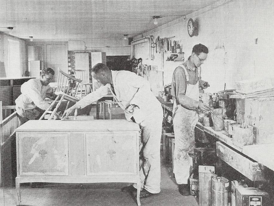 Måleriet, 1930-talet.