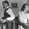 Ingvar Starkenberg och Ing-Britt Nicklasson 1958.