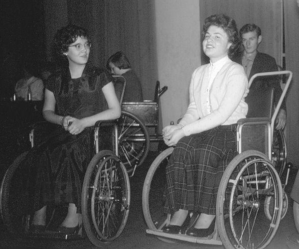 Kerstin Wallin och Birgit.