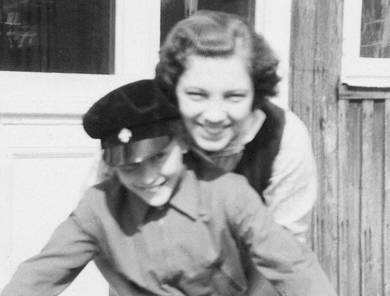 Syster Birgitta Johansson.