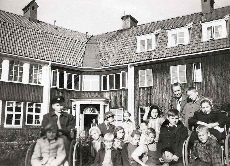 Klassfoto 1955-56.
