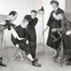 Fotoskolan - Fotografering av strumppåtagare.