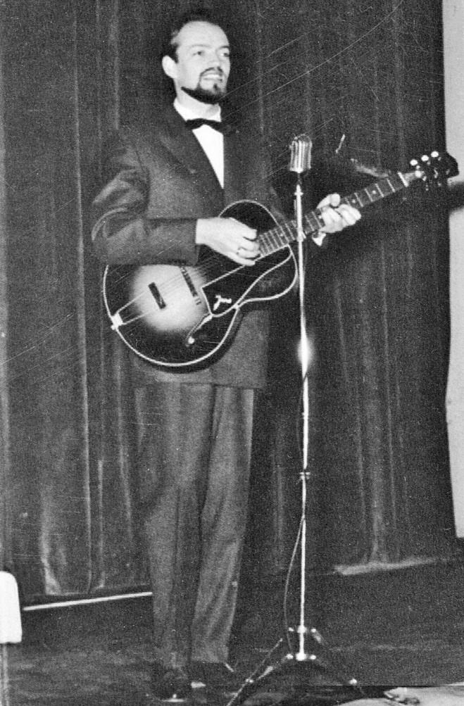 Jens Mathiesen 1958.