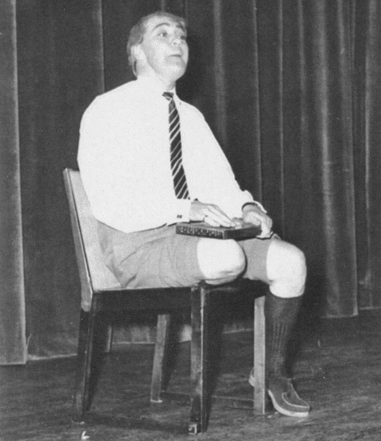 Ivar Sjögren 1957.