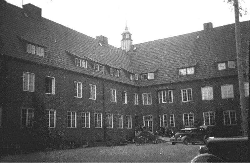 Skolavslutning juni 1952