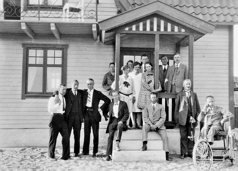 Sommarsol 1929, de första.