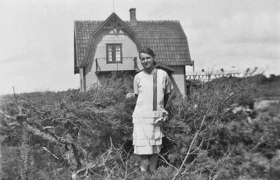 Strandhyddan 1929.
